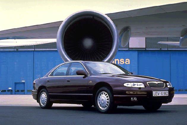 1994 Mazda Xedos 9: mobile.de