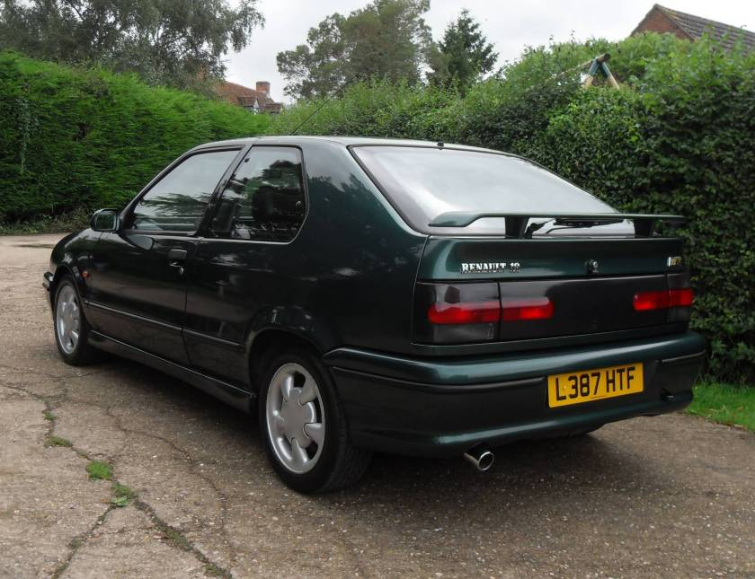 21 years old but is there money in this for Renault? danielcurnock.co.uk
