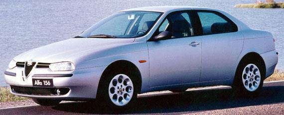 1997 Alfa Romeo 156: www.mitoalfaromeo.com