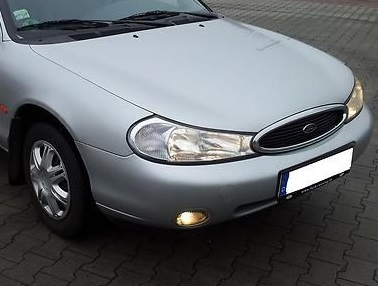 1997 Ford Mondeo lamps