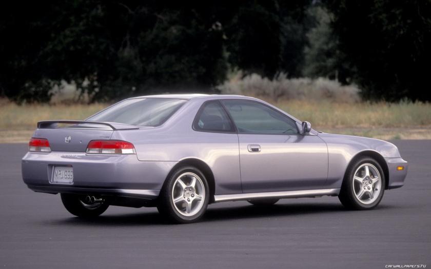 1999 Honda Prelude: zombdrive.com