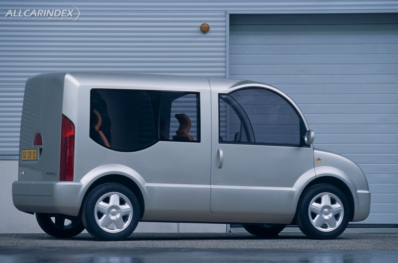2000 Renault Modus: renaultarethebest.co.uk