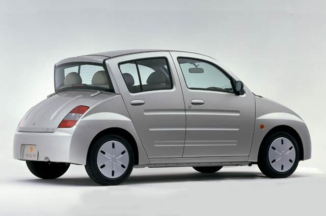 2000 Toyota WillVi: www.carsensor.net