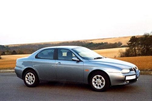 Alfa Romeo 156: autoevolution.com