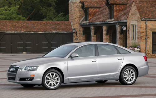 2005 Audi A6 - still correct in every detail: productioncars.com