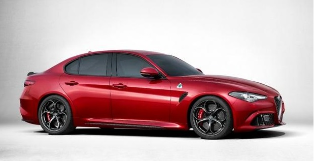2016 Alfa Romeo Giulia: automotive news