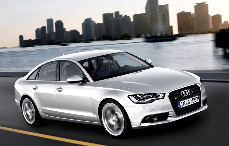 2015 Audi A6 - as unstylish as a car can be: nextcarreviews.com