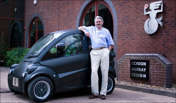 Gordon Murray and the T25: thesun.co.uk