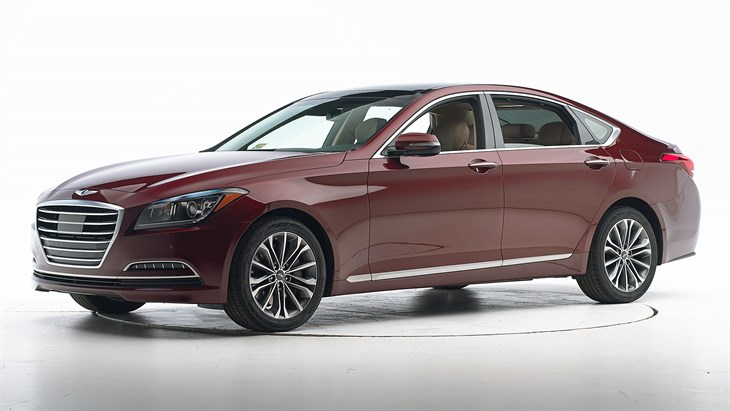 2015 Hyundai Genesis: iihs.org