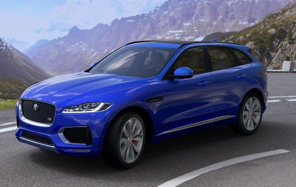 2015 Jaguar F-Pace: Jaguar.co.uk