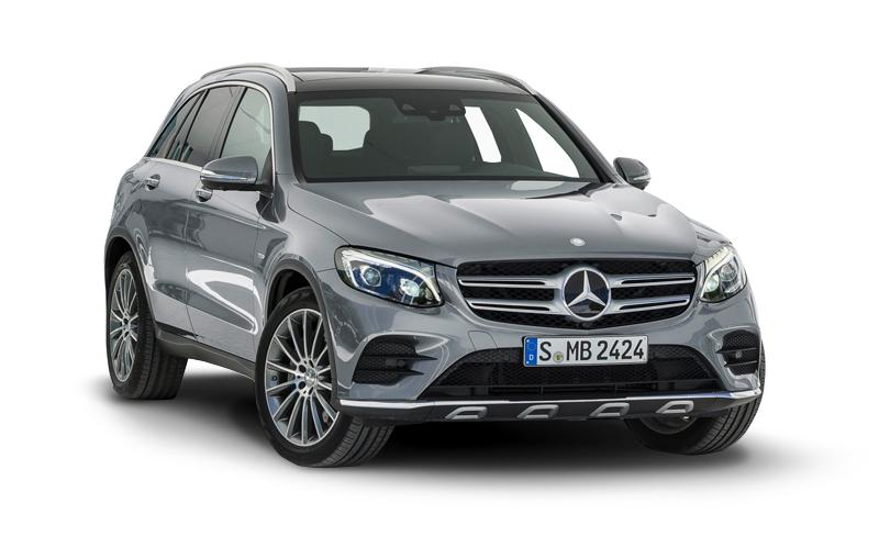 2015 Mercedes GLC: caranddriver.com