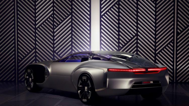 2015 Renault Corbusier Concept rear