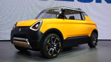 2015 Suzuki Mighty Deck: autoblog.com