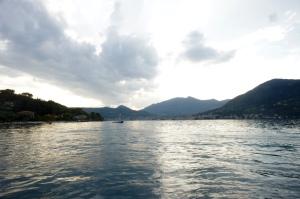 Lake Garda in September.