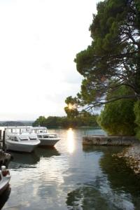 Isola del Garda. It's very pretty.