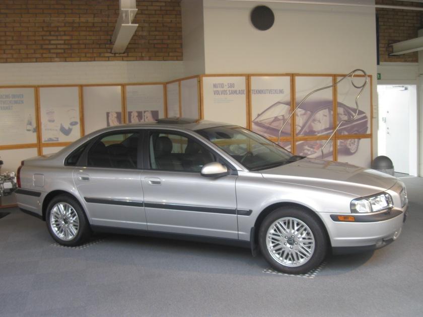 1998 Volvo S80.
