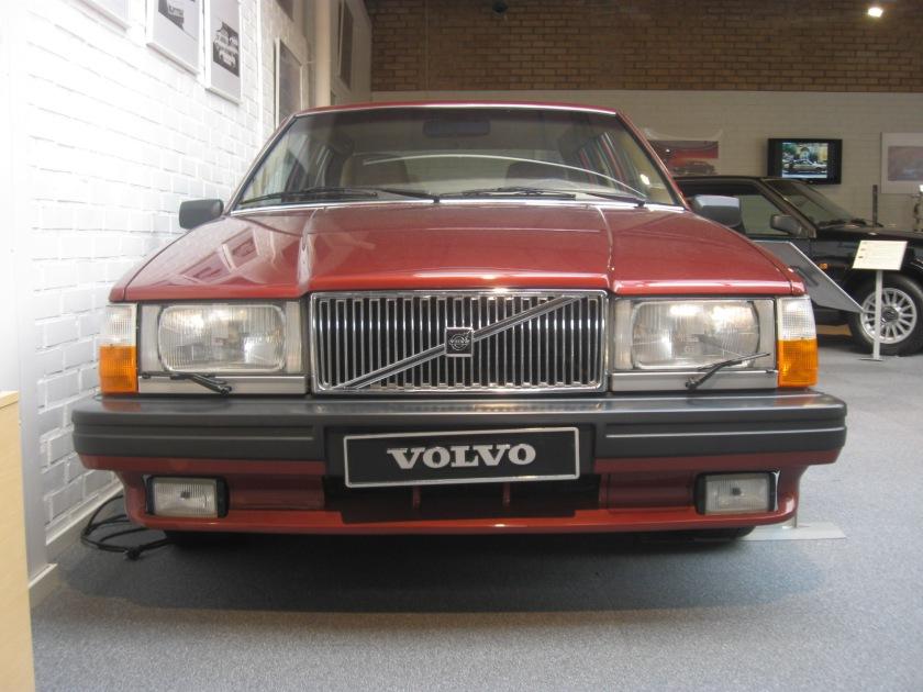 1982 Volvo 760 GLE