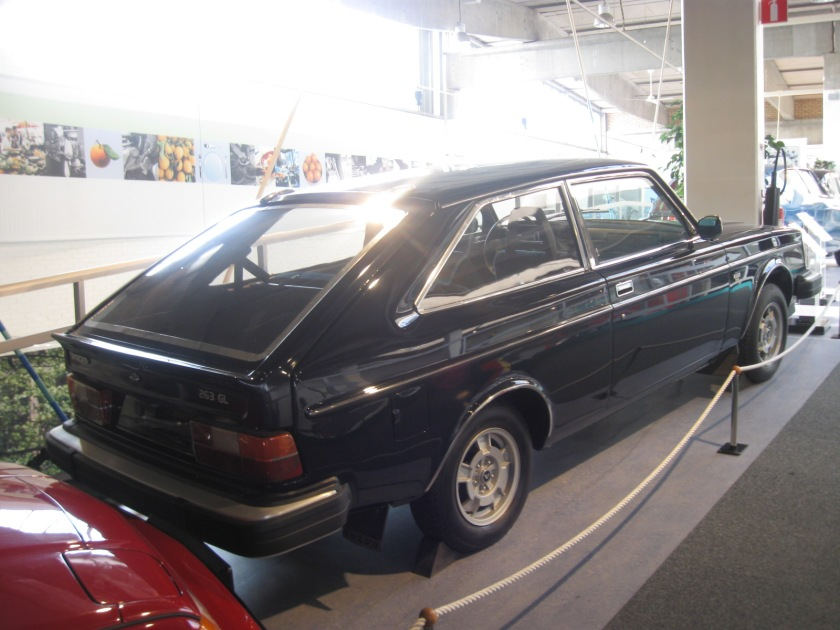 Volvo 263 concept car
