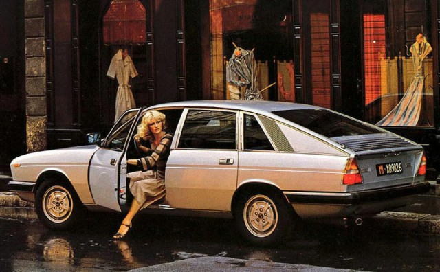 Original sales brochure imagery focused on glamour and prestige. Image via curbsideclassic