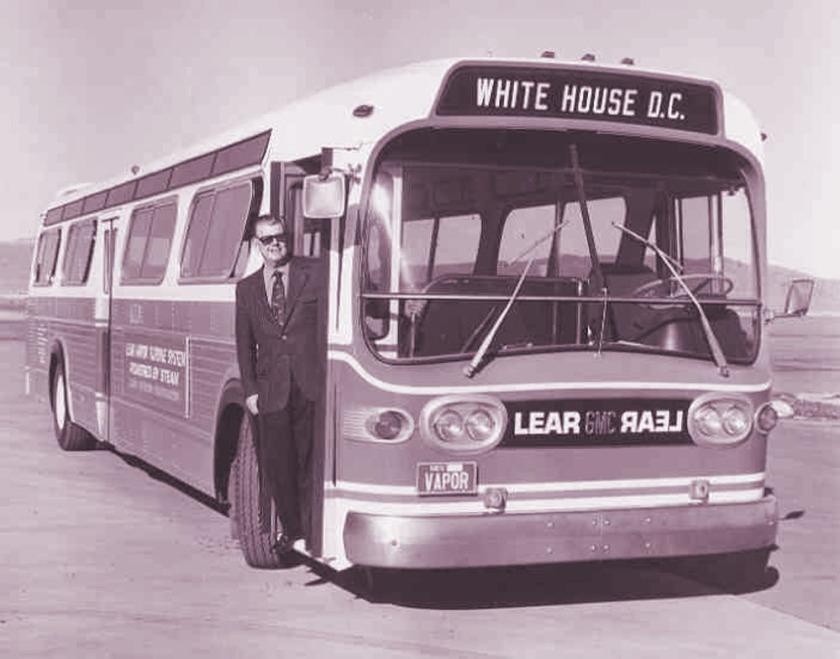 Lear Bus Pic