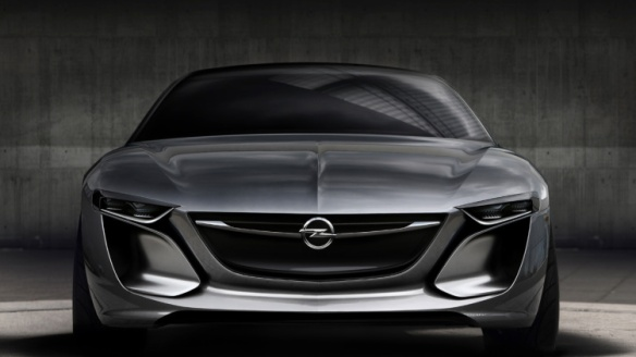 Inspiration for the forthcoming Opel CUV? Image via autoblog