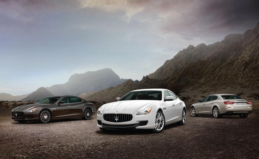 Three Tridents. Image via Maserati.ae