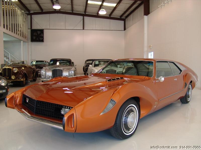 1967 Barris Oldsmobile Toronado