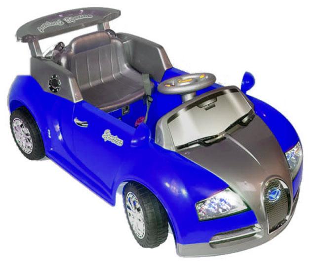 Veyron Pedal Car 3