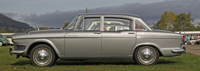 Humber Super Snipe Series V: simoncars.co.uk