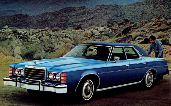 1977 Ford LTD: productioncars.com