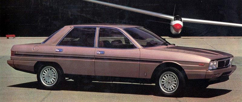 1980 Gamma Scala. Image via carstyling.ru