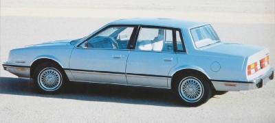 1982 Chevrolet Celebrity: howstuffworks.com