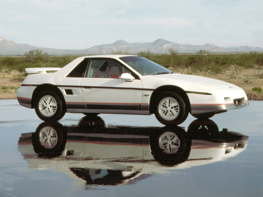 1984 Pontiac Fiero, styled by Aldikacti and Milidrag: cartype.com