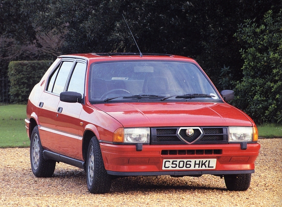 1986 Alfa Romeo 33: productioncars.com