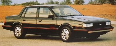 1989 Chevrolet Celebrity Eurosport: auto.howstuffworks.com