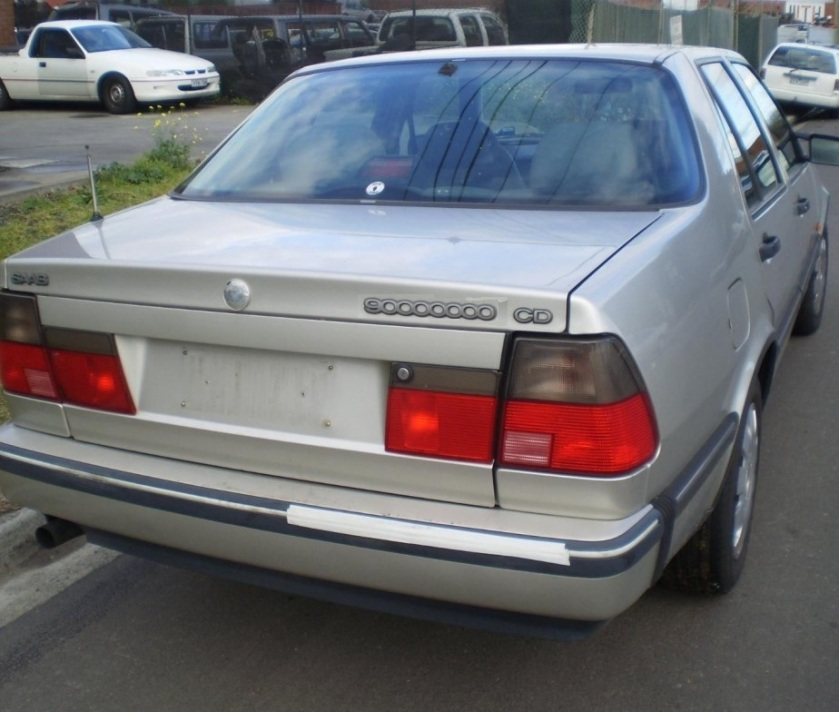 1992 Saab 9000000: autopartsrecyclers.co.uk