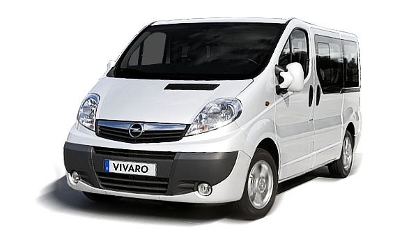 2015 Opel Vivaro Tour: www.toolpack.no