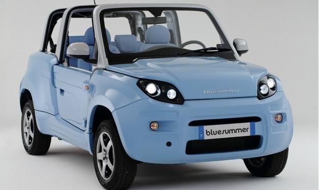2016 Bollore Bluesummer: automotive news.com