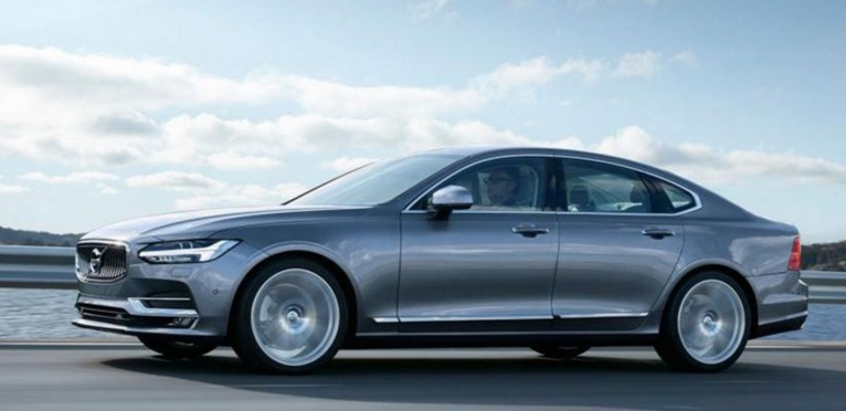 2016 Volvo S90: autocar.co.uk