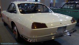 1963 Pininfarina Flaminia 2800 Speciale. (c) prewarcar