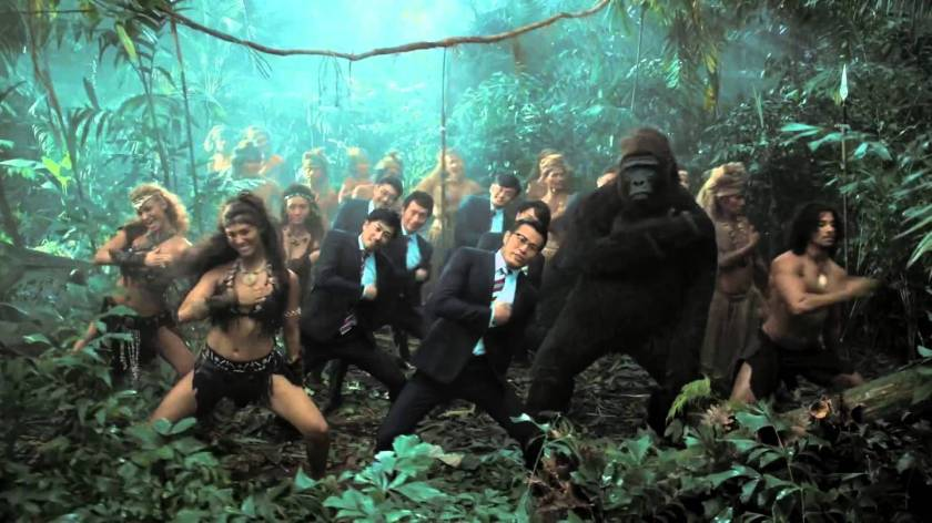 Jungle Wakudoki 2