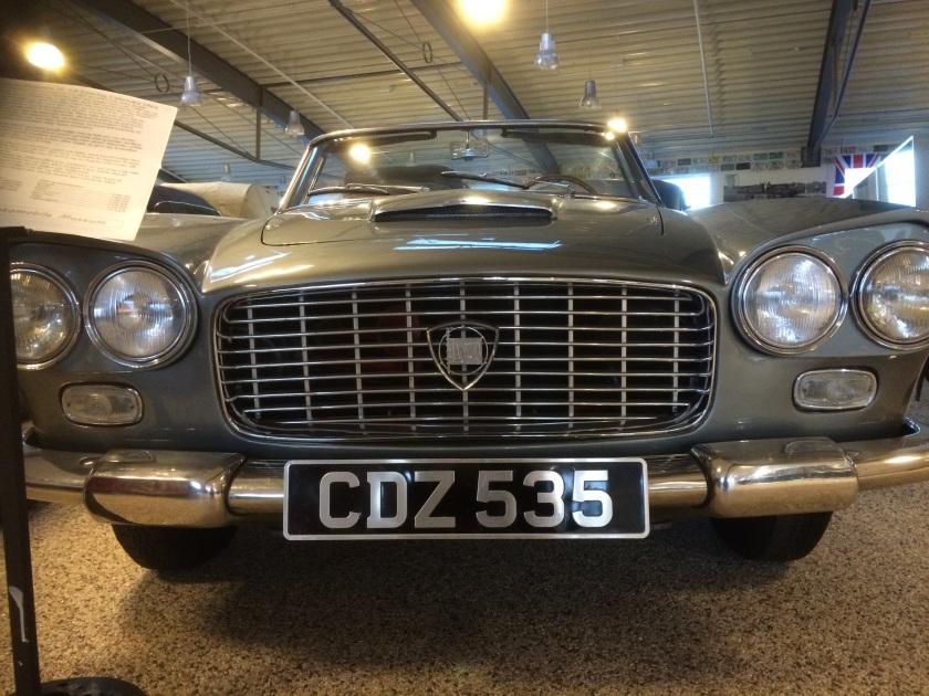 1964 Lancia Flaminia grille