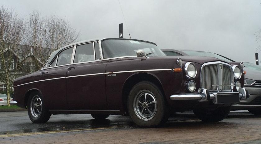1967-1973 Rover P5B