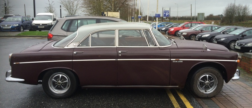 1967-1973 Rover 3.5 litre.