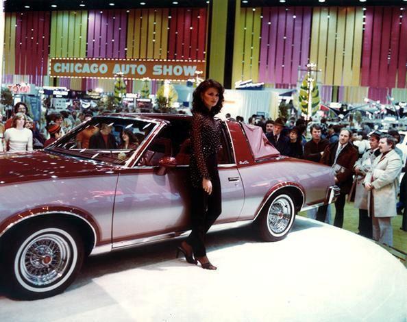 1980s car show: pinterest.com