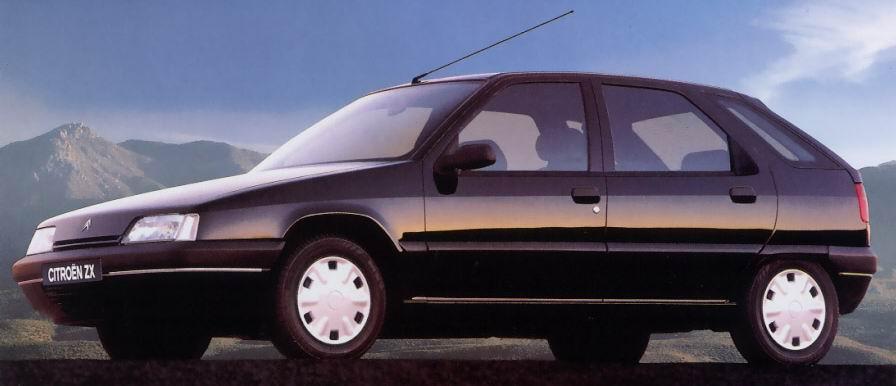 1991 Citroen ZX: motorstown.com