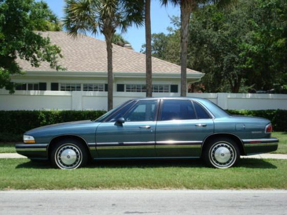1995 Buick LeSabre: cardomain.com