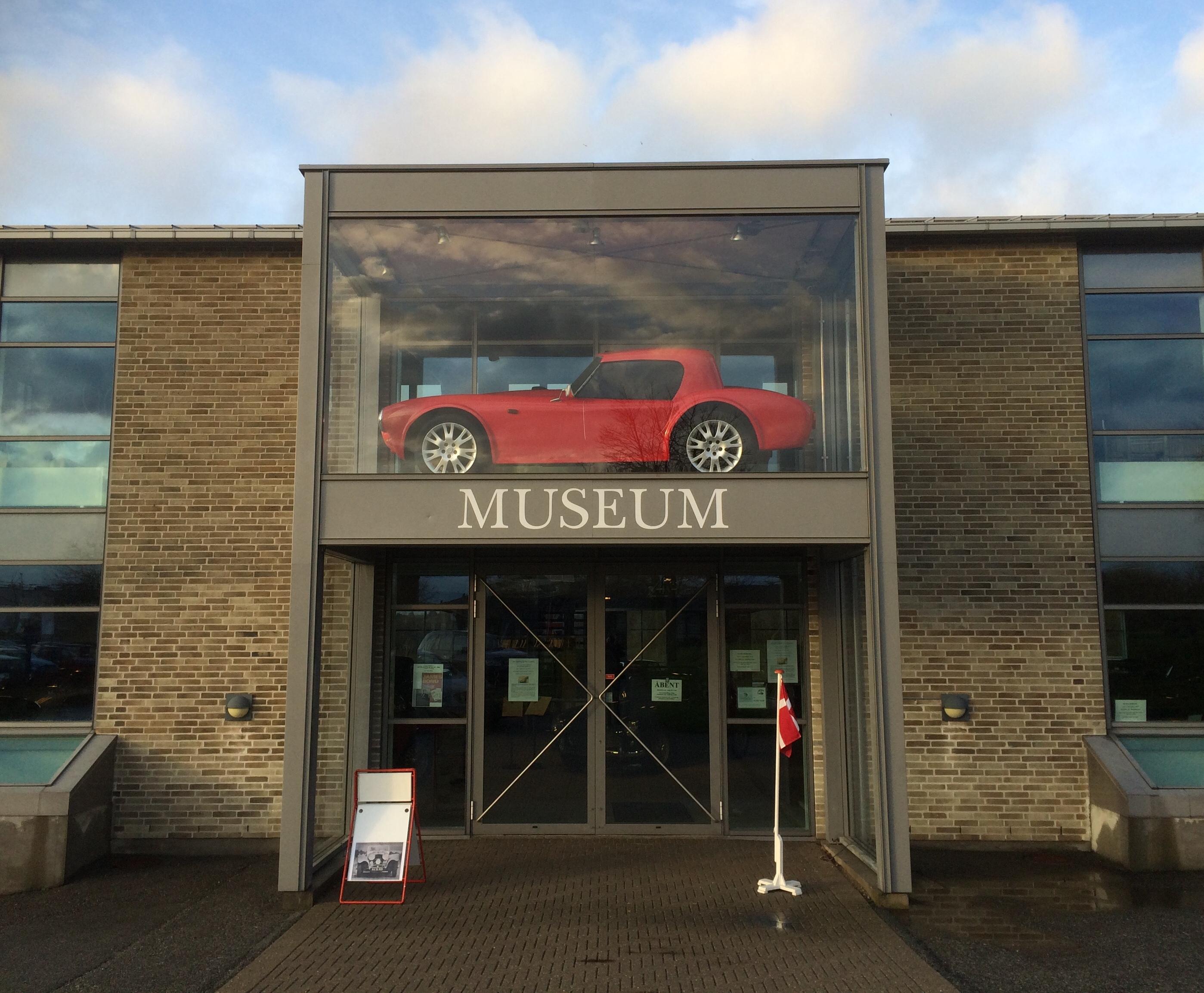 Ole Sommer´s Car Museum, Næerum, Denmark