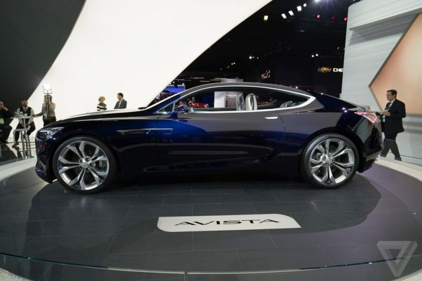 2016 Buick Avista: theverge.com
