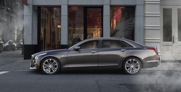 2016 Cadillac CT6: caranddriver.com